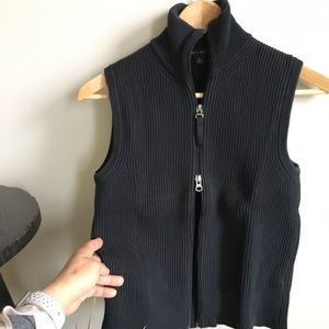Banana Republic knitted vest